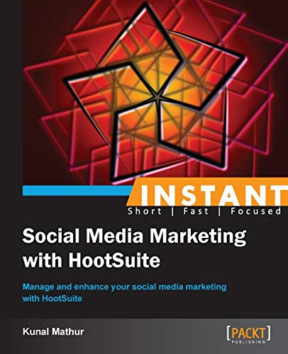 Instant Social Media Marketing with HootSuite: Kunal Mathur