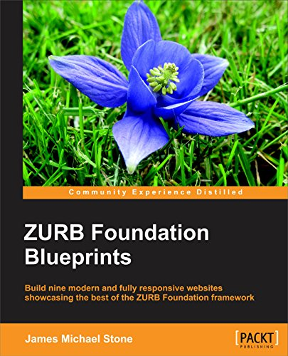 9781849696722: ZURB Foundation Blueprints