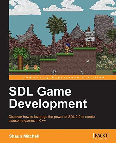 9781849696821: SDL Game Development: (Black & White)