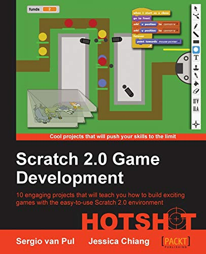 9781849697569: Scratch 2.0 Game Development Hotshot