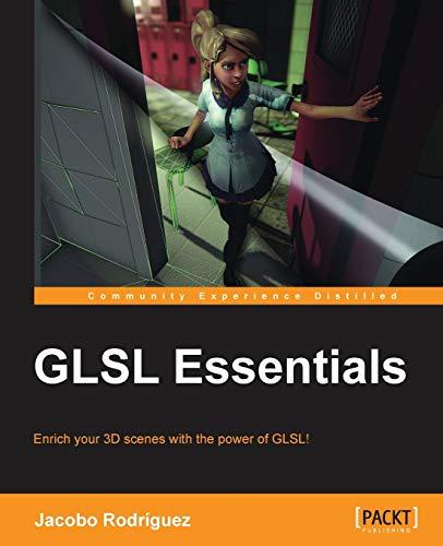 9781849698009: GLSL Essentials