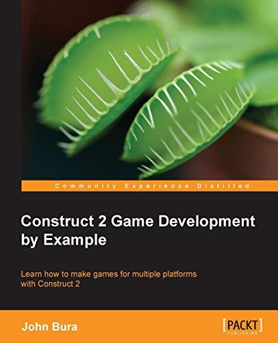 Construct 2 Game Development by Example: Bura, John