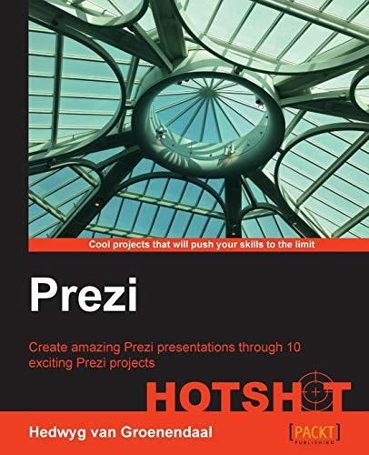 9781849699778: Prezi Hotshot