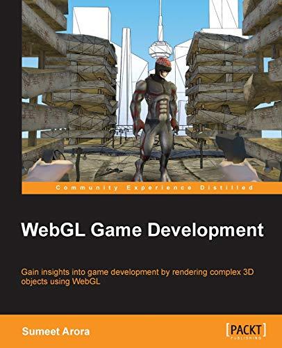 9781849699792: WebGL Game Development