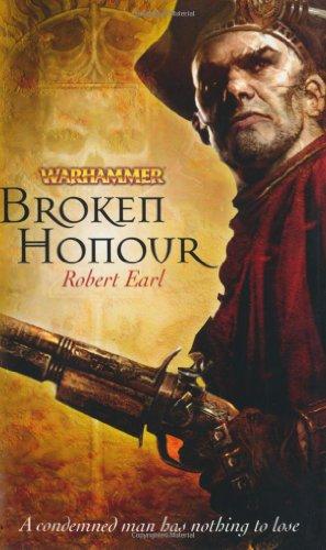 Broken Honour: Robert Earl