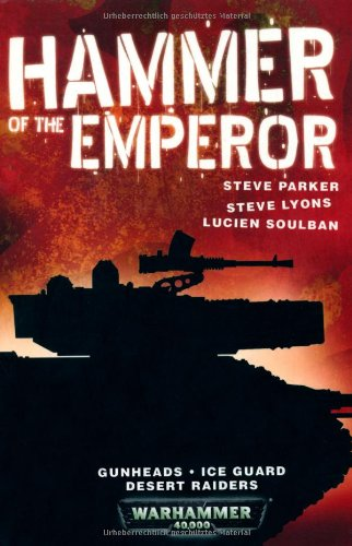 Hammer of the Emperor (Warhammer 40000): Soulban, Lucien