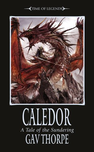 9781849700511: Caledor : A Tale of the Sundering