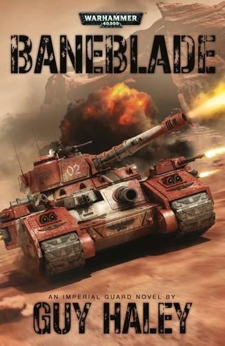 Baneblade (Warhammer 40000): Haley, Guy