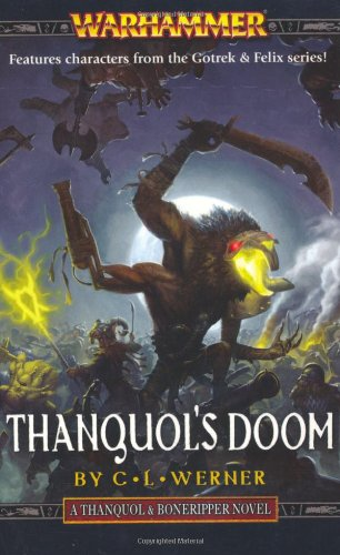 9781849700849: Thanquol's Doom (Thanquol and Boneripper)