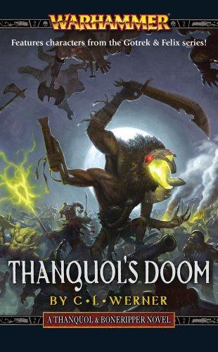 9781849700856: Thanquol's Doom (Thanquol & Boneripper)
