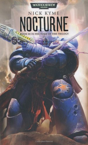 Nocturne (Tome of Fire): Kyme, Nick