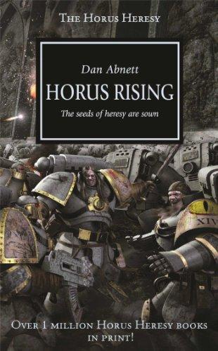 9781849701129: Horus Rising: Anniversary Edition