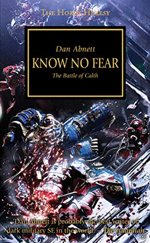9781849701341: Know No Fear: The Battle of Calth (The Horus Heresy)