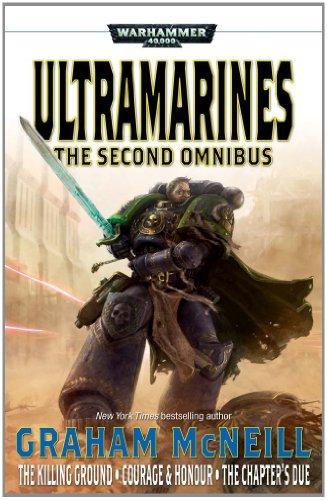 Ultramarines: The Second Omnibus: McNeill, Graham
