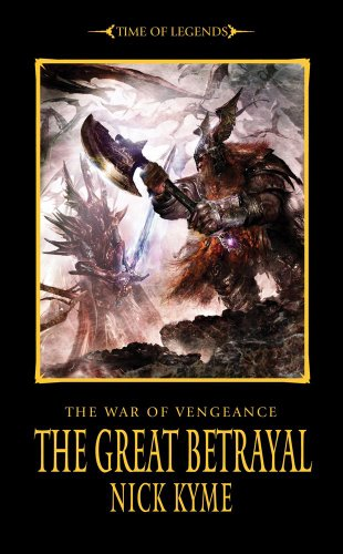 9781849701921: The War of Vengence: The Great Betrayal (Time of Legends: War of Vengence)