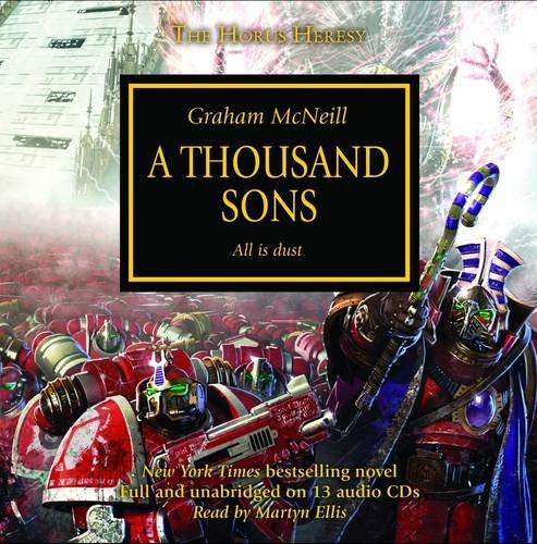 9781849702218: A Thousand Sons (Audio Set) (The Horus Heresy)