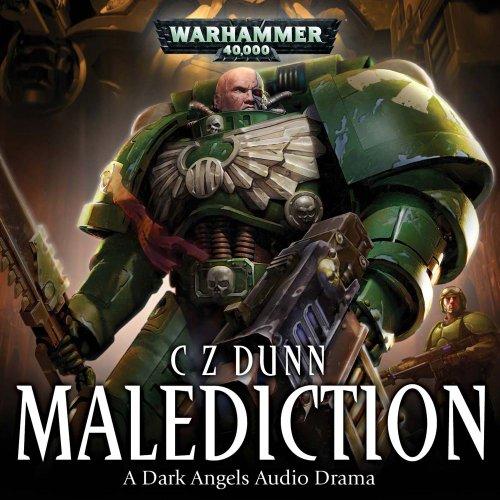 9781849702287: Malediction (Warhammer 40,000 WH40K: A Dark Angels Audio Drama CD)