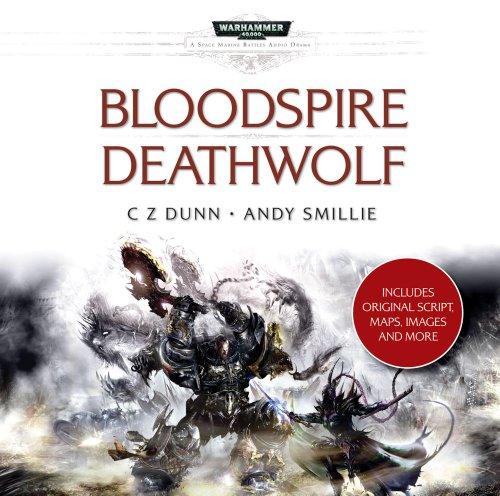 9781849702942: Bloodspire & Deathwolf (Space Marines Battles)