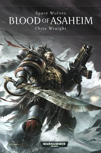 9781849703062: Blood of Asaheim (Space Wolves)