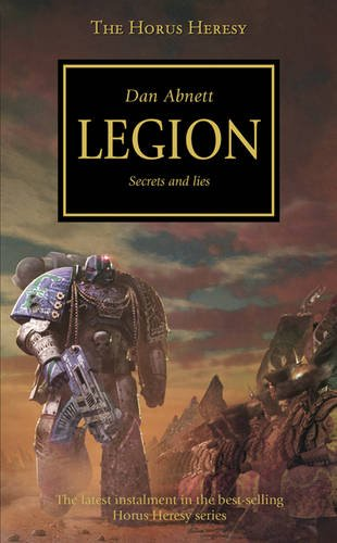 9781849703406: The Horus Heresy 07. Legion