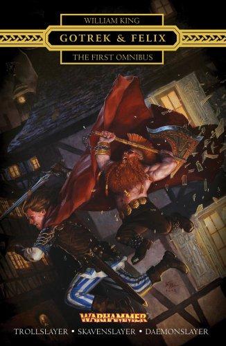 9781849703673: Gotrek & Felix : The First Omnibus: The First Omnibus (Re-Issue)