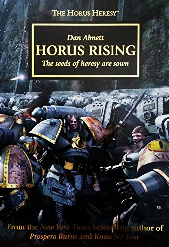 9781849703826: Horus Rising: The Seeds of Heresy are Sown - The Horus Heresy #1 Hardcover (Warhammer 40,000 40K 30K)
