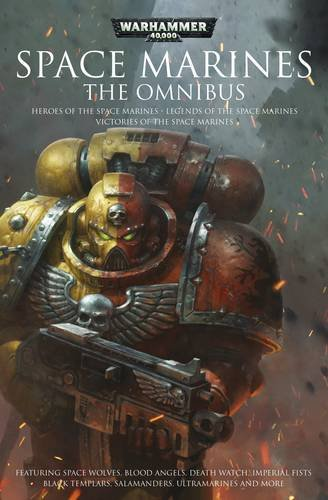 9781849704847: Space Marines: The Omnibus (Warhammer 40000)