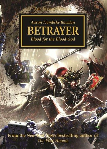 9781849704977: Betrayer (Horus Heresy)