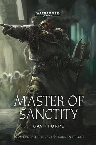 9781849705189: Master of Sanctity (Legacy of Caliban)