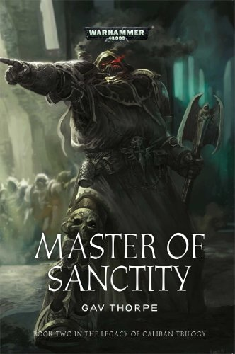 9781849705196: Master of Sanctity (Legacy of Caliban)