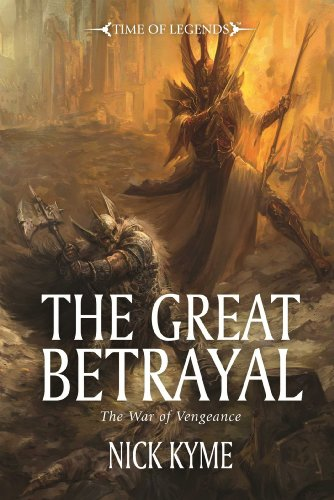 9781849705356: The Great Betrayal (Time of Legends)