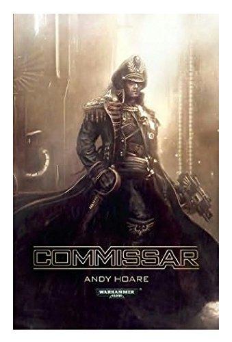 9781849706094: Commissar (Warhammer 40000)