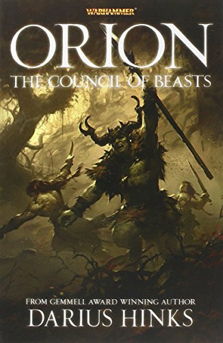 9781849706117: Orion: The Council of Beasts (Orion Trilogy 3)