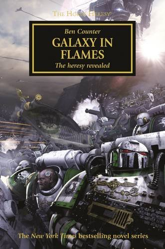 9781849706216: Galaxy in Flames (The Horus Heresy)