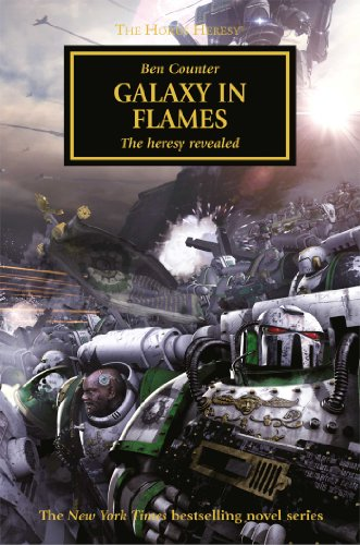 9781849706223: Galaxy in Flames (The Horus Heresy)