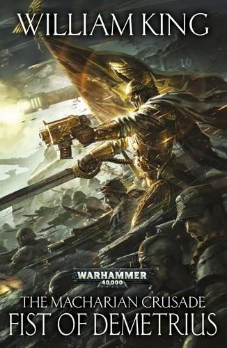 9781849706438: Fist of Demetrius (The Macharian Crusade)