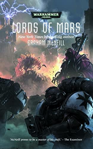 Lords of Mars (Warhammer): McNeill, Graham