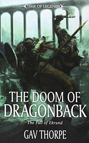 9781849707091: Doom of Dragonback (Time of Legends)