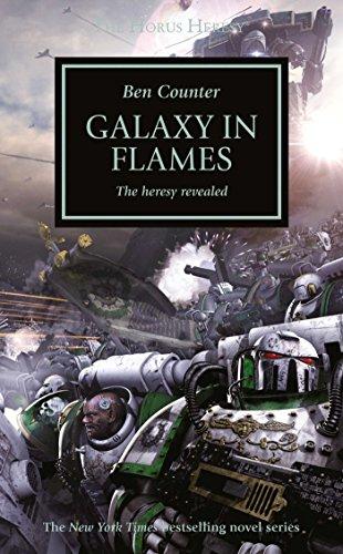 Galaxy in Flames (The Horus Heresy): Counter, Ben