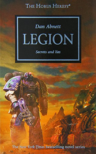 9781849708067: Legion (The Horus Heresy)