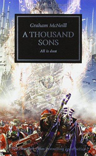 9781849708111: A Thousand Sons (The Horus Heresy)
