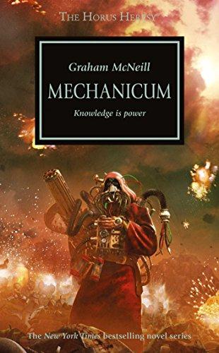 Mechanicum (The Horus Heresy): McNeill, Graham