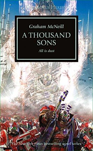 A Thousand Sons (The Horus Heresy): McNeill, Graham