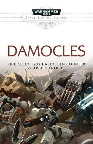 Damocles: Space Marine Battles: Reynolds, Josh, Counter,