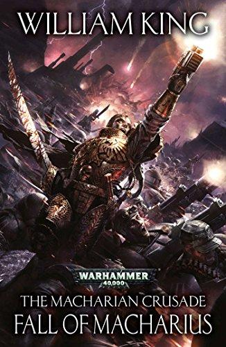 9781849708517: WARHAMMER 40K FALL OF MACHARIUS (Macharian Crusade)