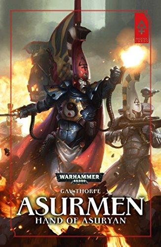 Asurmen: Hand of Asuryan (Phoenix Lords): Gav, Thorpe
