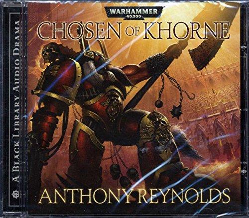 9781849708999: Chosen of Khorne (Warhammer 40,000) - Audiobook