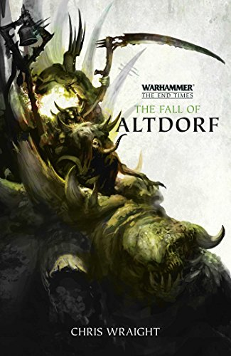 9781849709392: The Fall of Altdorf: The End Times Book 2 (End Times 2)