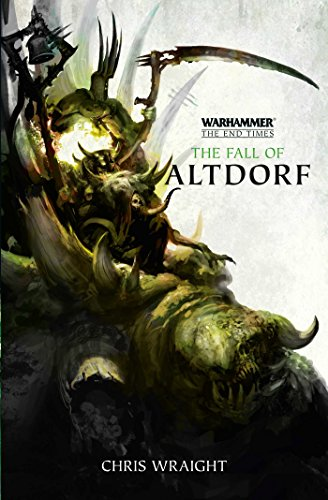 9781849709446: WARHAMMER FALL OF ALTDORF (End Times)
