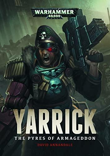 Yarrick: Pyres of Armageddon: Annandale, David